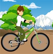 jeux de bicyclette de ben 10