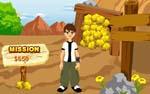 Ben 10 Gold miner