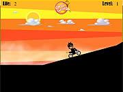 Ben 10 Hard Bike