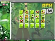 jeux de mémoire de ben 10