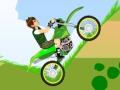 لعبة دراجة بن تن