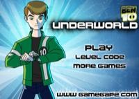 jeu de ben 10 underworld