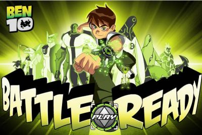 jeux de ben 10 battle ready